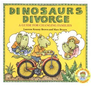 Focus Mediation Blog Dinosaurs divorce book