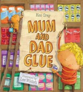 Focus Mediation Blog Mum and Dad Glue book
